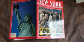 NEW YORK ENGLISH EDITION 2000