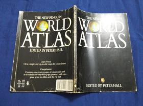 THE NEW PENGUIN WORLD ATLAS
