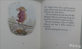 The Tale of Benjamin Bunny (Pete小兔本杰明 (
