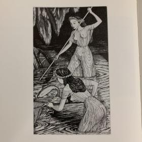 藏家必备:The Engravings of John buckland Wright 莱特版画集