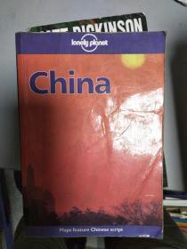 特價~Lonely Planet China (China a Travel Survival Kit, 6th ed)全外文版9780864425249