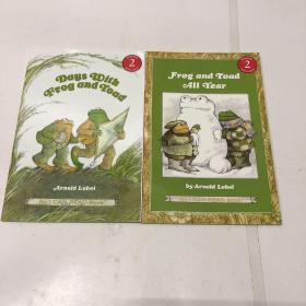 Days with Frog and Toad 、Frog and Toad All Year 2【2本合售】