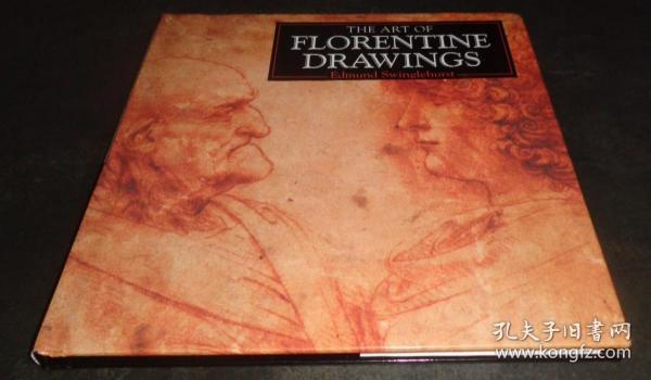 2手英文 The Art of Florentine Drawings 意大利佛罗伦萨素描 sgb1
