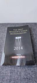 THE BEST WOMEN'S STAGE MONOLOGUES 2014