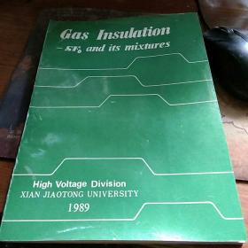 Gas Insulation—SF6  and  its  mixtures(附,邱毓昌信札一封)