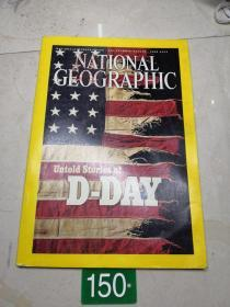 NATIONAL  GEOGRAPHIC  2002.6