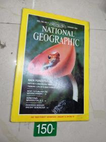 NATIONAL  GEOGRAPHIC 1983.1