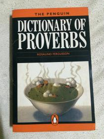 The Penguin Dictionary of Proverbs【英文原版 32开 1983年印刷 看图见描述】