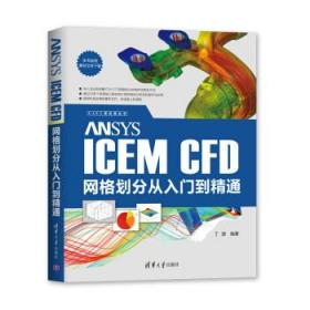ANSYS ICEM CFD网格划分从入门到精通 丁源 9787302546481