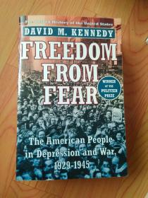 Freedom from Fear:The American People in Depression and War, 1929-1945