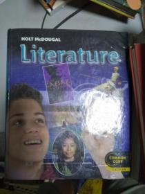 特价~Holt McDougal Literature: Student Edition Grade 10 2012全外文版9780547618401