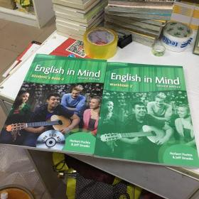 English in Mind Level 2 Workbook/English in Mind Level 2 Students Book with DVD-ROM