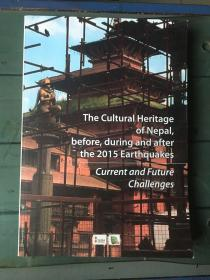 The Cultural Heritage Of Nepal Before during and after the 2015 Earthquakes Current and Future Challenges