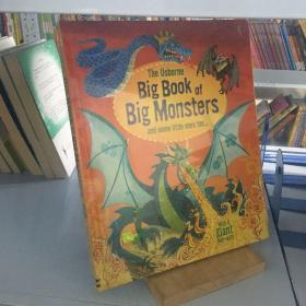 The Usborne Big Book of Big Monsters 精装本
