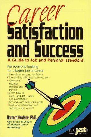 Career Satisfaction And Success