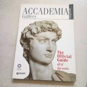 Accademia Gallery:The Official Guides al