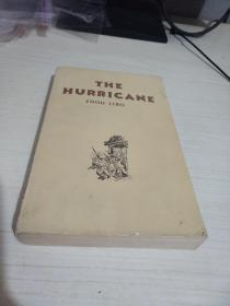 暴风骤雨(THE HURRICANE)英文版 28开 1955年第一版 1981年第二版