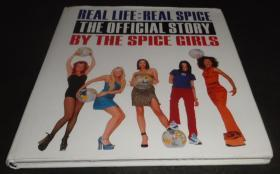 2手英文 Real Life : Real Spice: The Official Story by the Spice Girls 辣妹组合 sgb7