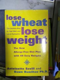 特价~LOSE WHEAT, LOSE WEIGHT'全外文版9780007679386