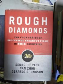 特价~Rough Diamonds: The Four Traits of Successful Breakout Firms in BRIC Countries全外文版9781118589267