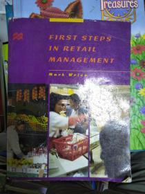 特价~FIRST STEPS IN RETAIL MANAGEMENT 全外文版9780732945053