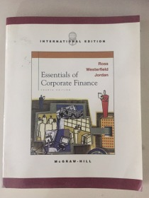 essentials of corporate finance 公司财务基础  9780071215077