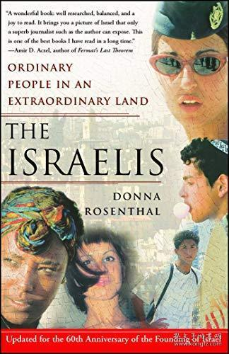 The Israelis: Ordinary People in an Extraordinary Land-以色列人:在一片非同寻常的土地上的普通人