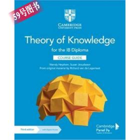 NEW Theory of Knowledge for the IB Diploma Course Guide with Digital Access (2 Years)