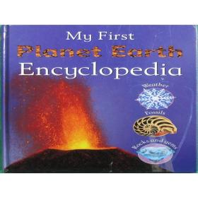 My first planet earth encycloped地球星球百科全