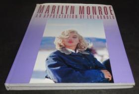 2手英文 Marilyn Monroe: An Appreciation 玛丽莲梦露 sdb97