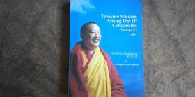 treasure wisdom arising out of compassion volume V1