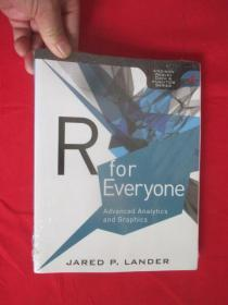 R for Everyone: Advanced Analytics and Graphics       (16开  )  【详见图】