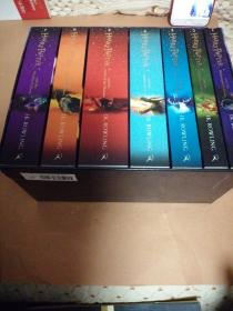 Harry Potter Box Set: The Complete  Collection      C4