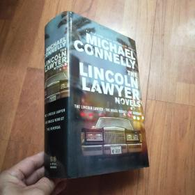 The Lincoln Lawyer Novels: The Lincoln Lawyer, The Brass Verdict, The Reversal[林肯律师小说]