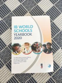 IB WORLD SCHOOLS YEARBOOK 2020