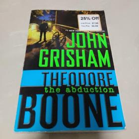 Theodore Boone #2: The Abduction  西奥律师事务所2:消失的四月