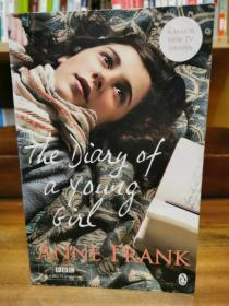 安妮日记 The Diary of a Young Girl  by Anne Frank (Penguin Books 版)(犹太人)英文原版书