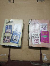 READER'S DIGEST CONDENSED BOOKS VOLUME、 2、3、 1985(2本合售书上口刷金 )见图
