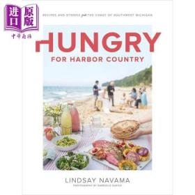 渴望港湾 英文原版 Hungry for Harbor Country Lindsay Navama-
