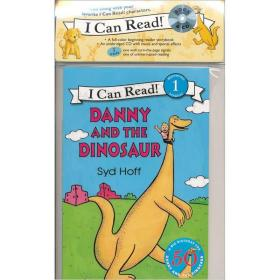Danny and the Dinosaur (Book + CD) (I Can Read, Level 1)丹尼和恐龙