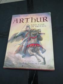 MICHAEL MORPURGO  ARTHUR HIFH KING OF BRITAIN