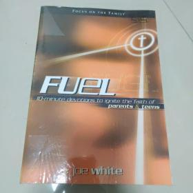 FUEL 10MINUTE DEVOTIONS TO IGNITE THE FAITH OF PARENTS &TEENS