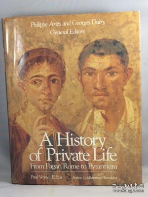 A History Of Private Life, Volume I