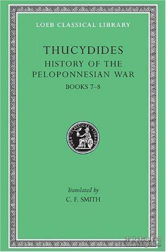History Of The Peloponnesian War, Volume Iv