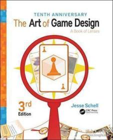 The Art Of Game Design (third Edition)