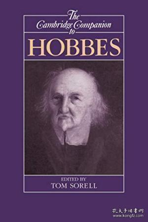 The Cambridge Companion To Hobbes