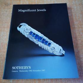 SOTHEBYS Magnificent Jewels
