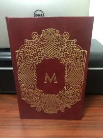 《Seven Plays by Moliere (莫里哀戏剧集) 》Easton Press 真皮精装限量本