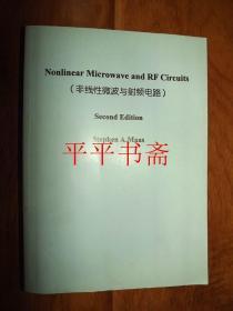 Nonlinear Microwave and RF Circuits《非線性微波與射頻電路》16開 英文版