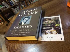 英文原版   Alan Clark  Diaries : into Politics